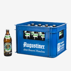 Image of Augustiner Lagerbier Hell 20 x 0,5l