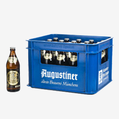 Image of Augustiner Edelstoff 20 x 0,5l inkl. Pfand