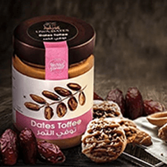 Image of Dattel-Toffee 360 g