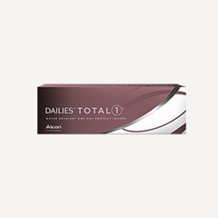 Image of Tageslinsen Alcon Dailies Total 1 - 30er Pack
