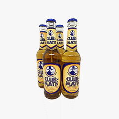 Image of Club-Mate 0,33l 4er Pack inkl. Pfand