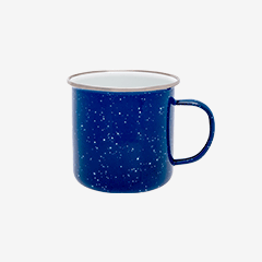 Image of Emaille Tasse 530 ml