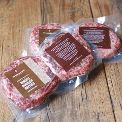 Image of Wagyu Patties - Packung 2x200g