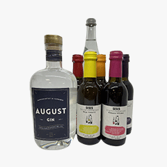 Image of SESES DRINKS August Gin Paket